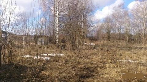 Продам земельный участок в. п. Серга - Фото 1