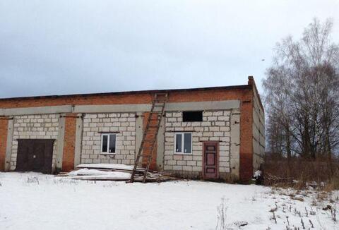 Склад -производство в Боровском районе - Фото 4