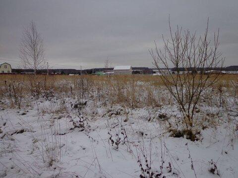 Земельный участок 65 соток в д. Богословское Т.О. ул Березовая аллея - Фото 2