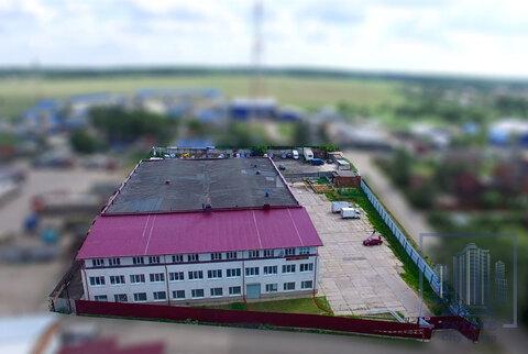 Производственно-складской комплекс Истринский район, с/пос. Ермолинско - Фото 1
