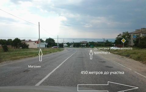 Продам участок 8 соток с видом на Черное море - Фото 5