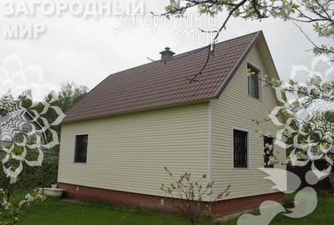 Продам дом, Пятницкое шоссе, 35 км от МКАД, Купить дом Лыткино, Можайский район, ID объекта - 501769901 - Фото 1