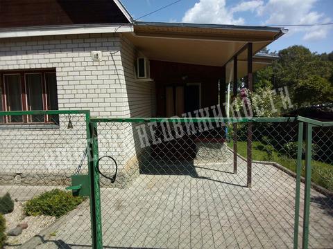 Экологически-чистый дом, 163,2 кв.м, деревянно-кирпичный, участок 14 с - Фото 2