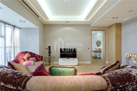 114 м2 Односпаленный апартамент в Башне Меркурий 46 этаж - Фото 1