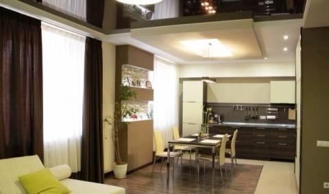 Альберта Камалеева 12 шикарная трехкомнатная квартира в в ЖК 21 век - Фото 4