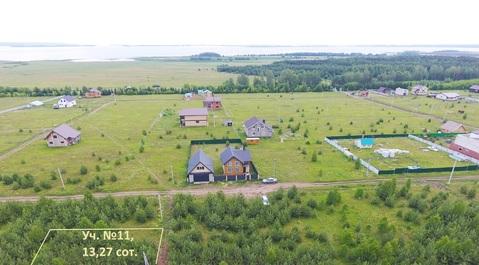 Земельный участок под строительство в коттеджном поселке Раздолье - Фото 3