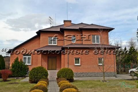 Калужское ш. 25 км от МКАД, Булатово, Коттедж 415 кв. м - Фото 1