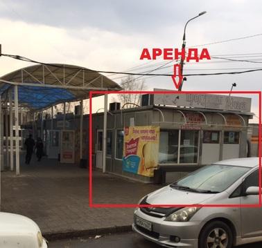 Сдам торговый павильон, 31 м2 в Хабаровске - Фото 1
