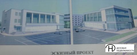 З\у в центре города Ижевска под строительство Бизнес -центр - Фото 4