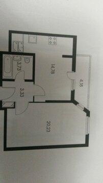 Купить однокомнатную квартиру в Новороссийске, Пикадилли. - Фото 2