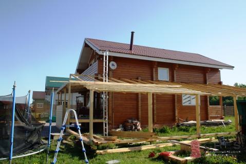 Дом с участком в деревне Скрипово - Фото 5