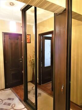 Сдаем 2х-комнатную квартиру с евроремонтом Рублевское шоссе, д.85 - Фото 4