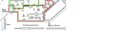 Коммерческая недвижимость, ул. Зои Космодемьянской, д.3 к.а - Фото 5