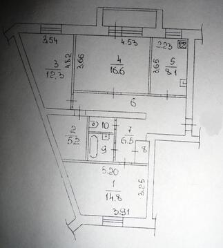 Продажа квартиры, Вологда, Ул. Ленинградская - Фото 2