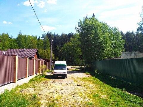 Продам участок с прудом в д. Акулово , Кубинка-10 - Фото 4