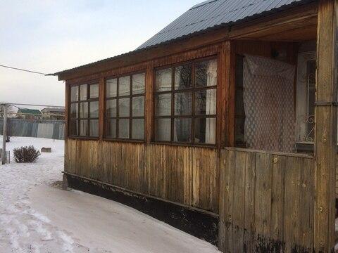 Дом в с. Приютово 17 сот, гараж, баня ул. Приовражная - Фото 2