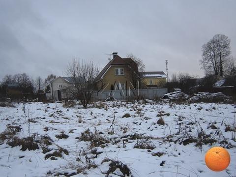 Продается участок, Новорижское шоссе, 30 км от МКАД - Фото 1