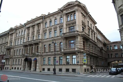 Продажа квартиры, м. Адмиралтейская, Адмиралтейская наб. - Фото 1