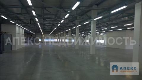 Аренда склада пл. 500 м2 Одинцово Можайское шоссе в складском . - Фото 3