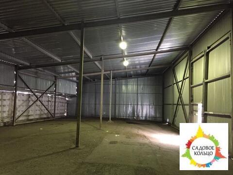 Под склад, металлический ангар, холод, выс. потолка: 6 м, большие вор - Фото 4