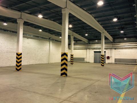 660 кв.м. теплый склад с антипылевыми полами - Фото 3