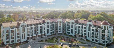 Элитная однокомнатная квартира 48,2 м2 в Централном районе - Фото 4