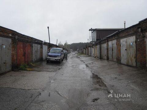 Продажа гаража, Новосибирск, м. Речной вокзал, Ул. Плотинная - Фото 2