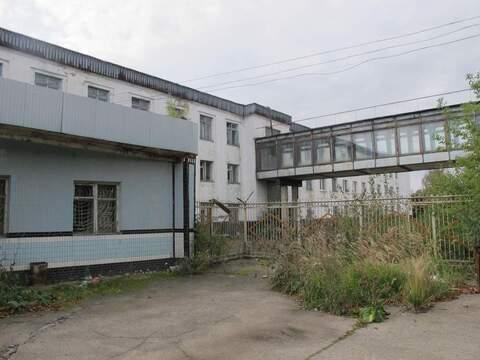 Продам производство от 7806 кв.м Богородицк - Фото 2