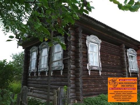 Дом 40 м2 на участке 50 сот - Фото 1