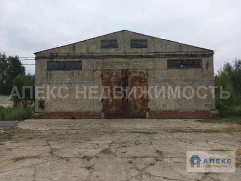 Аренда помещения пл. 1000 м2 под склад, производство Чехов . - Фото 2