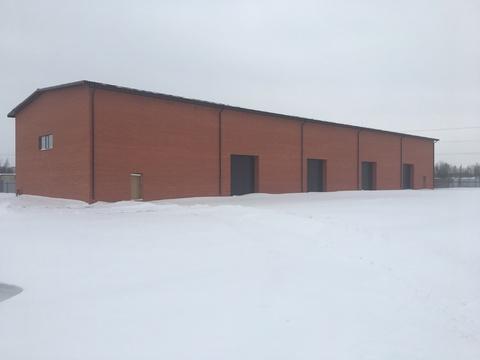 Сдам складской комплекс 1800 кв.м. - Фото 1