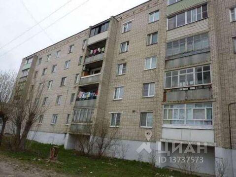 Продажа квартиры, Судогда, Судогодский район, Ул. Химиков - Фото 1