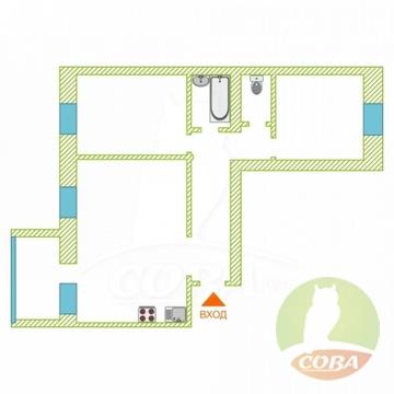 Продажа квартиры, Дударева, Тюменский район, Академический проезд - Фото 2
