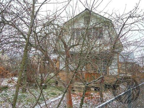 Большой двухэтажный дачный дом в СНТ Анис, г.о. Подольск, Климовск. - Фото 3