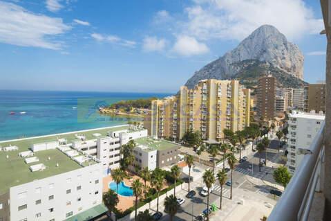 Апартаменты в Кальпе с видом на море - Фото 1