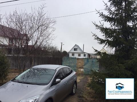 Дом в городе возле Москва реки, ИЖС, газ, вода, канализация - Фото 1