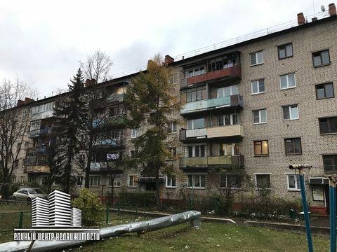 3к квартира п. Деденево ул. Московская, д.32 (Дмитровский район) - Фото 1