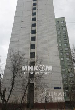 Комната Москва 2-я Останкинская ул, 2 (9.7 м) - Фото 2