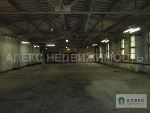 Аренда помещения пл. 1100 м2 под склад, м. Юго-Западная в складском . - Фото 1