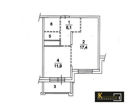 Купи 1-комнатную квартиру в ЖК Квадро у метро Котельники - Фото 2