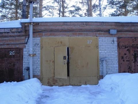 Продам капитальный гараж, ГСК Юбилейный № 27, ул. Иванова 50. - Фото 1