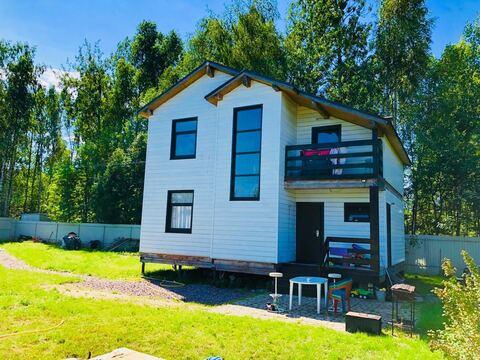 Загородный дом 140 кв.м. на 10 сот в прекрасном месте массива Блудное - Фото 1