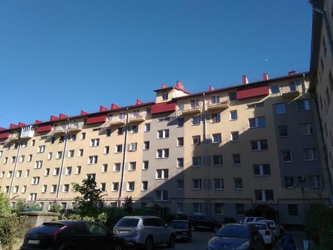 Продажа квартиры, м. Нарвская, Ул. Турбинная - Фото 1