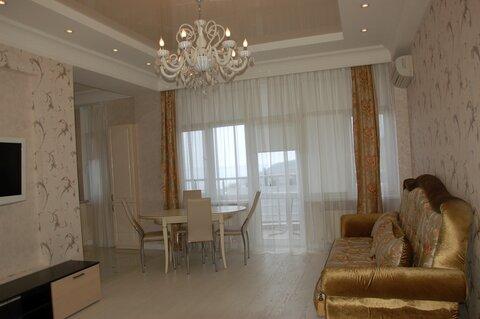 Продажа 3-комнатной квартиры с ремонтом в Гурзуфе в новом ЖК - Фото 1