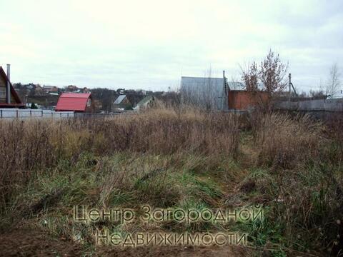 Участок, Каширское ш, Новорязанское ш, 24 км от МКАД, Малое Саврасово, . - Фото 1
