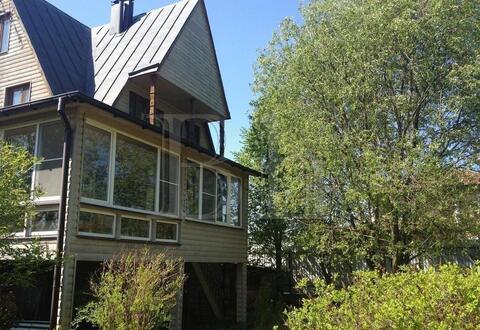 Продается дом в охраняемом поселке, возле д.Палицы, СНТ Хуторок, 31 . - Фото 1
