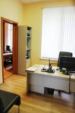 Офис на Старом Арбате 120 м2 Серебряный пер.5 - Фото 1