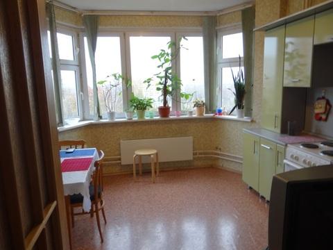 2-комнатная квартира в Москве, Некрасовка - Фото 1