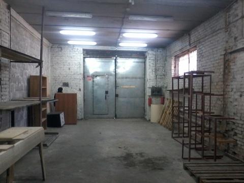 Сдам 84 кв.м, склад(производство). - Фото 1