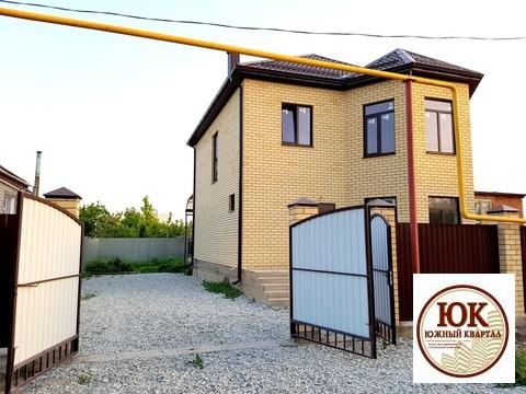 Анапа шикарный кирпичный дом 140 м2 на участке 4 сотки - Фото 3